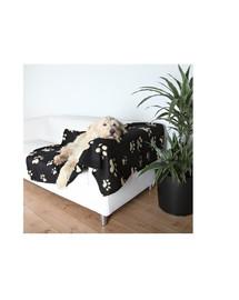 Koc dla psa barney 150 x 100 cm czarny