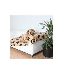 Koc dla psa barney150 x 100 cm beż