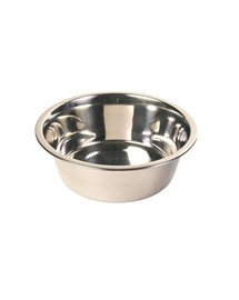Miska metalowa d la psa 0.2 l/10cm