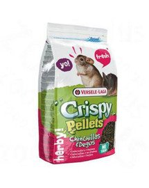 Prestige 1 kg crispy pellets chinchilla