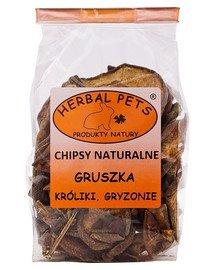 Chipsy gruszka 75 g