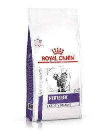 Cat neutered satiety balance 3.5 kg