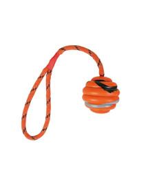 Piłka ze sznurkiem  śr. 6 cm
