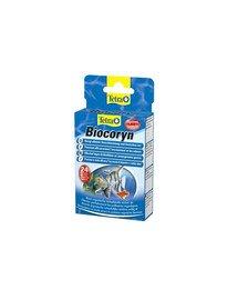 Biocoryn środek do usuwania skład. szkodliwych 12 kps.
