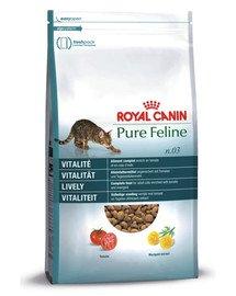 Pure feline n.03 (witalność) 8 kg