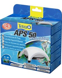 Pompa Aquarium Air Pumps biała APS 50