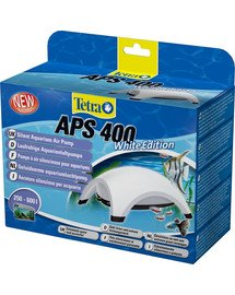 Pompa APS Aquarium Air Pumps white APS 400