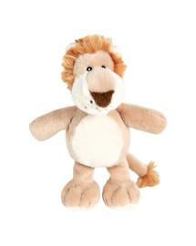 Lew pluszowy z dźwiękiem 22 cm