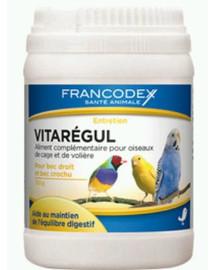 Vitaregul Reguluje Pracę Jelit Ptaków 150 g