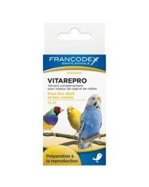 Witaminy Wspomagające Płodność i Rozmnażanie U Ptaków 15 ml