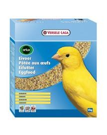 Eggfood Canaries Yellow 5 kg Pokarm Jajeczny Dla Żółtych Kanarków