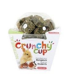 Crunchy Cup Blocks Przysmaki  Lucerna/Marchewka 200 g