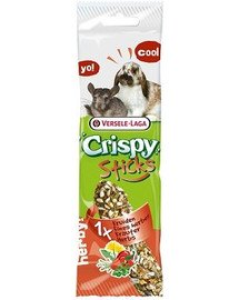 Crispy Stick Rabbits-Chinchillas Herbs 55 g  Kolba Ziołowa