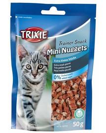 Treserki Mini Nuggets 50 g