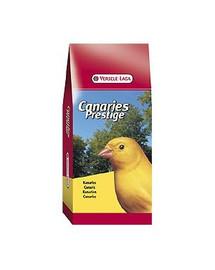 Canaries Breeding Without Rapeseed 20kg - Pokarm Dla Kanarków Bez Rzepiku