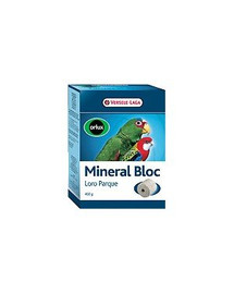 Mineral Bloc Loro Parque 250 g - Kostka Mineralna Dla Dużych I Średnich Papug