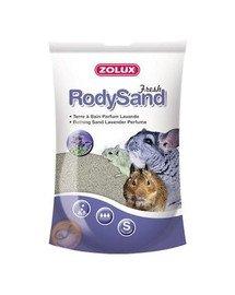 Piasek do kąpieli Rody Sand 2 l lawendowy
