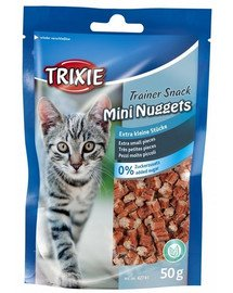 Treserki Mini Nuggets 50 g