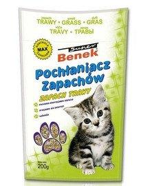 Odkażacz/Pochłaniacz zapachów o zapachu trawy 200 g