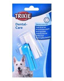 Szczotki do czyszczenia zębów 2szt