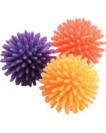 Zabawki Dla Kota 3 Piłki Gwiazdki 4 cm