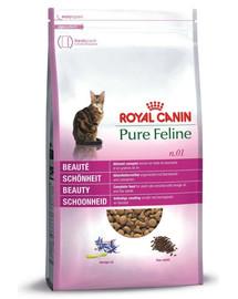 Pure feline n.01 (piękna sierść) 0.3 kg