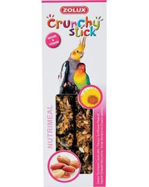 Crunchy Stick Duże Papugi Słonecznik/Orzech Ziemny 115 g