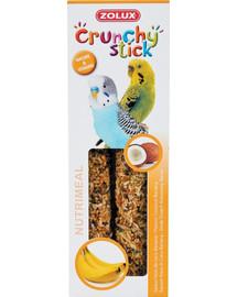 Crunchy Stick Papuga Mała Orzech Kokosowy/Banan 85 g