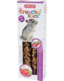 Crunchy Stick Szynszyla Dzika Róża/Porzeczka 115 g