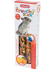 Crunchy Stick Szynszyla Tarnina/Pomarańcza 115 g