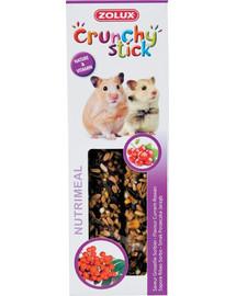 Crunchy Stick Chomik Porzeczka/Jarzębina 115 g