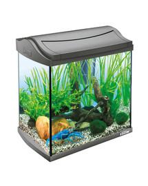 AquaArt Discover Line Aquarium Complete Set 30l Antracit