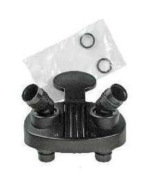 TETRAtec EX 1200 Hose Adapter-Adapter z uszczelką do filtrów (zawór Aquastop)