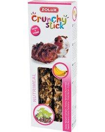 Crunchy Stick Świnka Morska Banan/Kasza gryczana 115 g