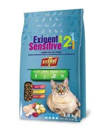 Karma Dla Kotów Wybrednych 1,8 kg