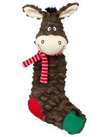Zestaw Zabawek Świątecznych - Osioł I Owca 32 cm 6Szt/Op