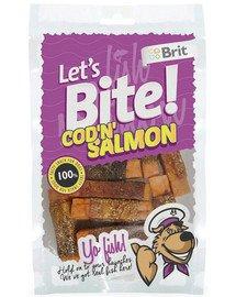 Lets Bite Cod & Salmon 80 g