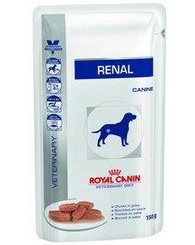 Veterinary Diet Canine Renal saszetka 150g x10