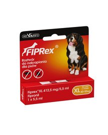 FIPREX SPOT ON XL 40-60 kg 1 szt.