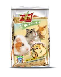 Vitapol vita herbal ogródek warzywny d/gryzoni 100g 4102 *worek