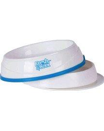 Miska Chłodząca, Cool Fresh, 1 L/O 20 cm, Biało/Niebieska