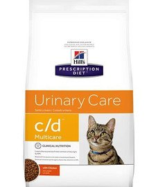 Prescription Diet Feline c/d Multicare Chicken 10 kg