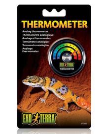 Termometr analogowy do terrarium