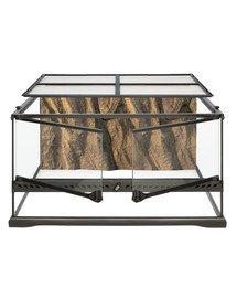 Terrarium szklane MEDIUM 60x45x30cm