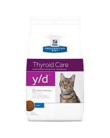 Prescription Diet Feline y/d 5 kg
