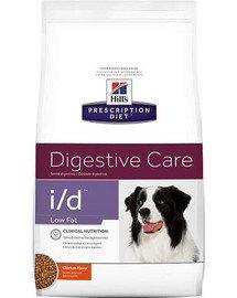 Prescription Diet i/d Canine Low Fat 12 kg