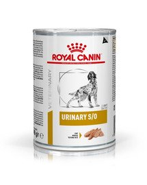 Dog urinary puszka 410 g