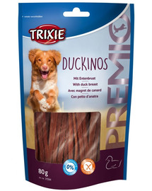 Snacki premio duckinos 80 g