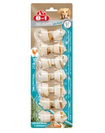 Przysmak dental delights bones xs 7 szt.