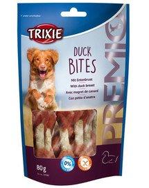 Snacki premio duck bites 80 g